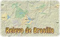 Mapa Rodovirio de Braslia DF