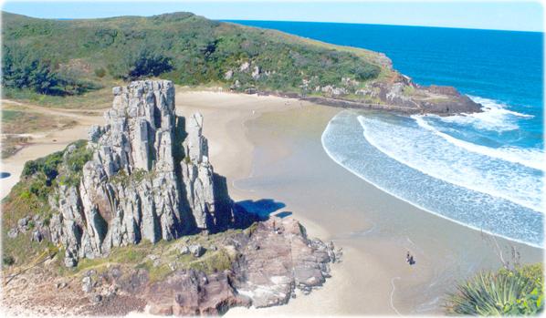 Fotos da praia de torres 37