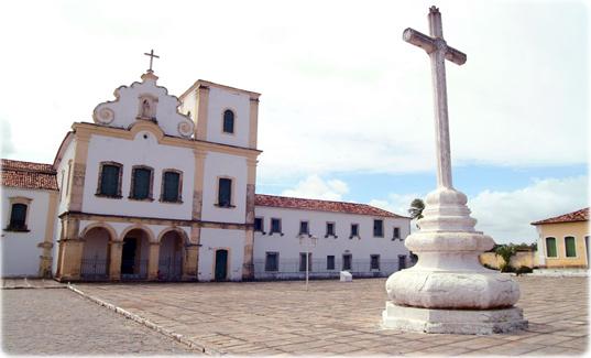 São Cristóvão Sergipe fonte: www.brasil-turismo.com
